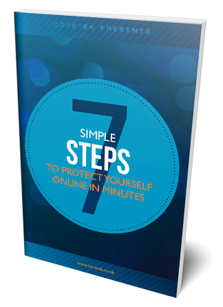 7 Simple Steps Ebook Cover