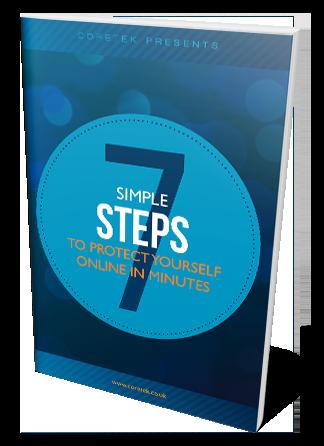 7 Simple Steps Ebook Cover