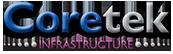 Coretek Infrastructure Services Logo