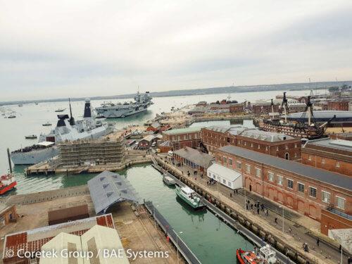 HMS-Queen-Elizabeth-Dock
