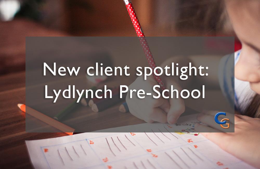 New Client Spotlight Lydlynch Preschool