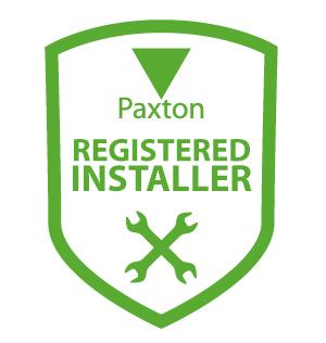 Paxton Registered Installer Logo