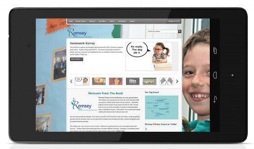 Romsey Primary Tablet Mock Up-1