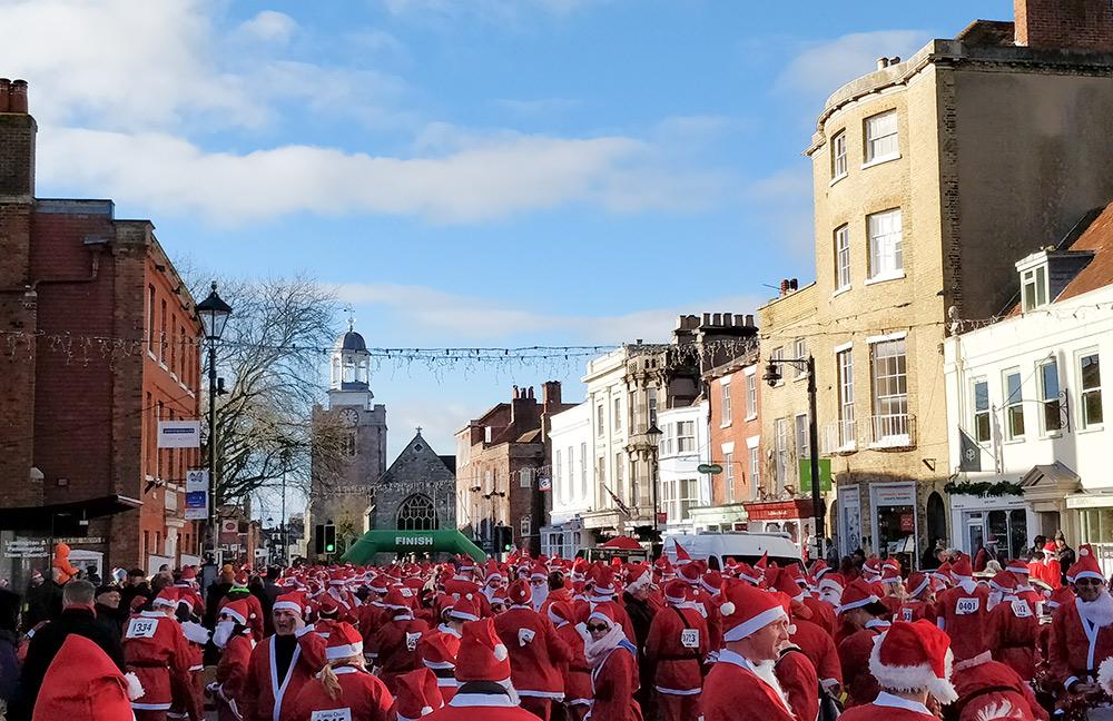 Santa Dash 2018 Image 4