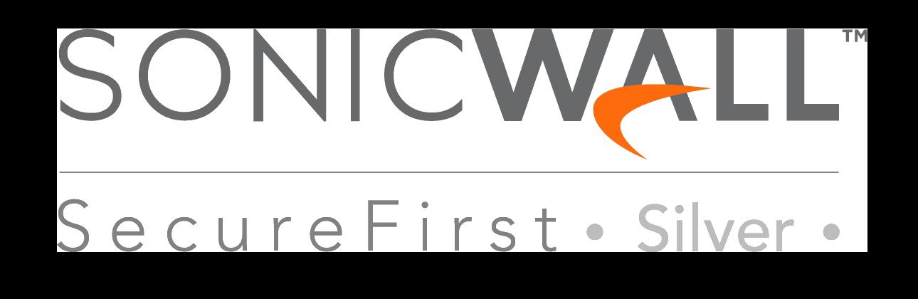 SonicWall Silver Logo