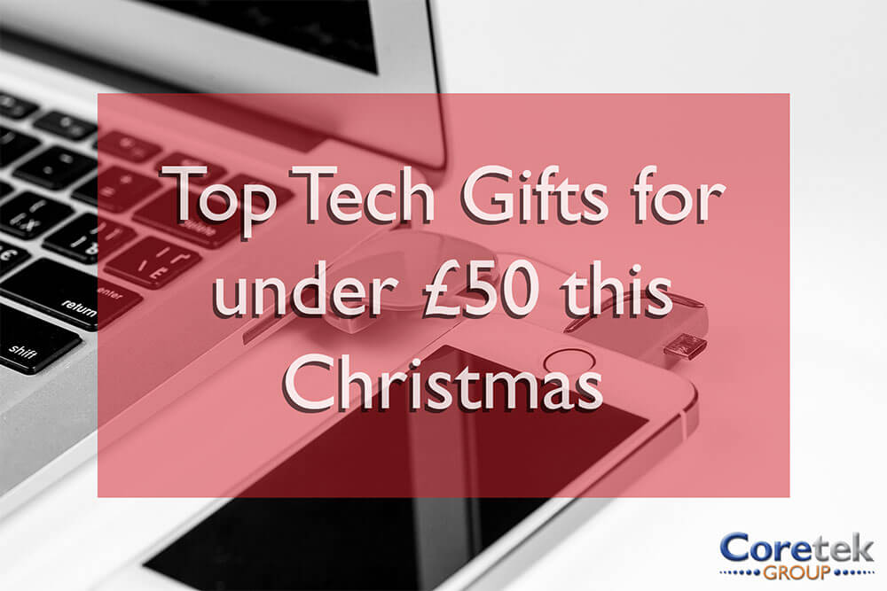 Top Christmas Tech Gifts Under £50