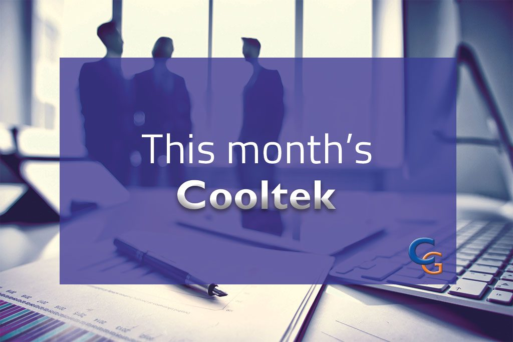 This month's Cooltek
