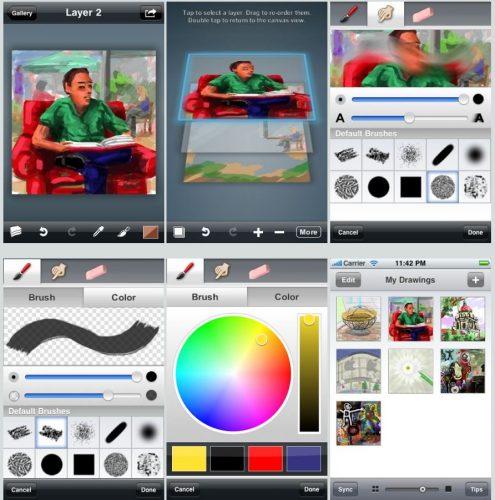 layers-app