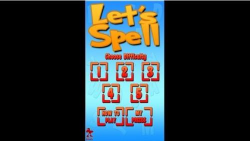 lets spell